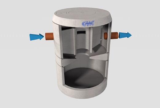 CMC - Manufatti cemento - Tubi Fosse Pozzi Chiusini Pozzetti