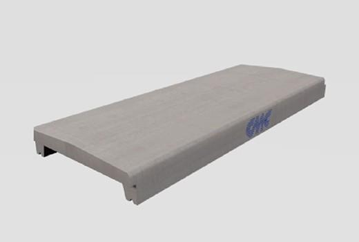 Cmc manufatti cemento tubi fosse pozzi chiusini pozzetti for Coprimuro prezzi